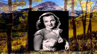 Jo Stafford - Along The Colorado Trail