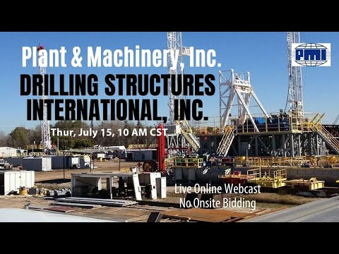 Drilling Structures International, Inc., 07/15/21