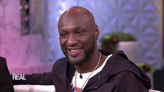 FULL INTERVIEW PART TWO: Lamar Odom and Sabrina Parr Open Up About Their Relationship