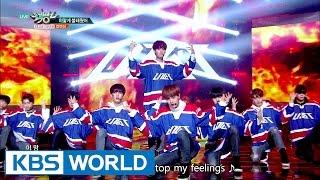 Download Video UP10TION - White Night   업텐션 - 하얗게 불태웠어 [Music Bank / 2016.12.09] MP3 3GP MP4