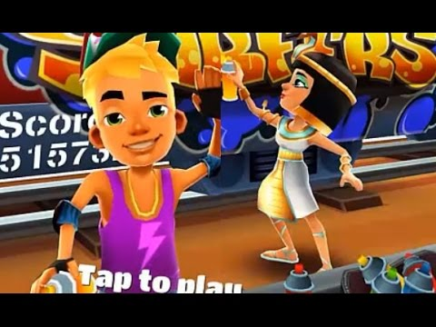 Subway Surfers RiO VS Venice iPad Gameplay for Children HD #78