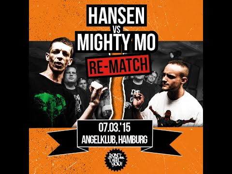 DLTLLY // Rap Battle // Mighty Mo vs Hansen - REMATCH!
