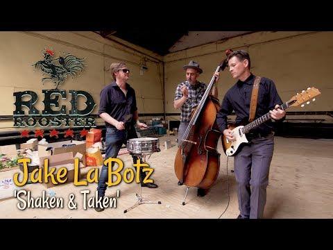 'Shaken & Taken' Jake La Botz RED ROOSTER (bopflix sessions) BOPFLIX