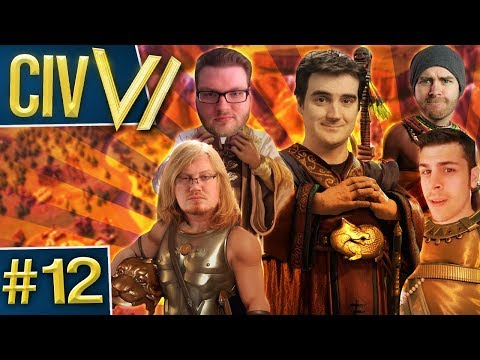 Civ VI: Small World #12 - Nukin' Ain't Easy (FINAL)