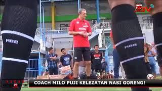 Coach Milo Puji Kelezatan Nasi Goreng!