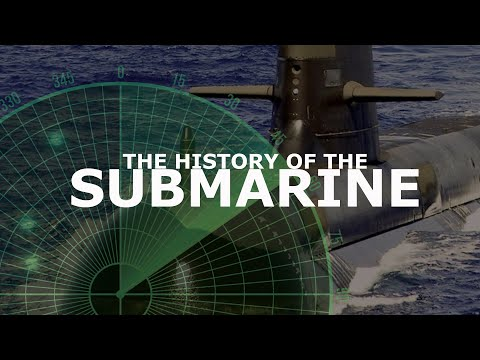 History Of The Submarine - Full Documentary