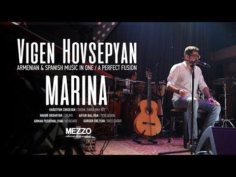 Vigen Hovsepyan - Marina (Gipsy Kings) / Live At Mezzo Classic House Club, Yerevan, January 28, 2018