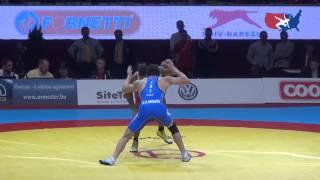74 KG Gold - Jordan Burroughs USA vs Ezzatollah Abbas Akbarizarinkolaei IRI