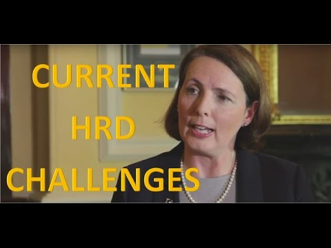 Top 10 HRD Ideas - Current Challenges - HRD Is Changing Too