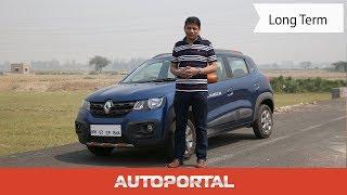 Renault Kwid Climber Long Term Review -Autoportal