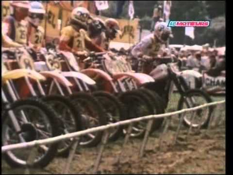 1980 500cc Grand Prix Motocross Feature