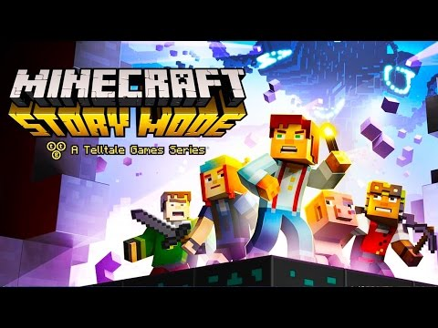 Minecraft Story Mode For Android - Apk Download For Free  !?