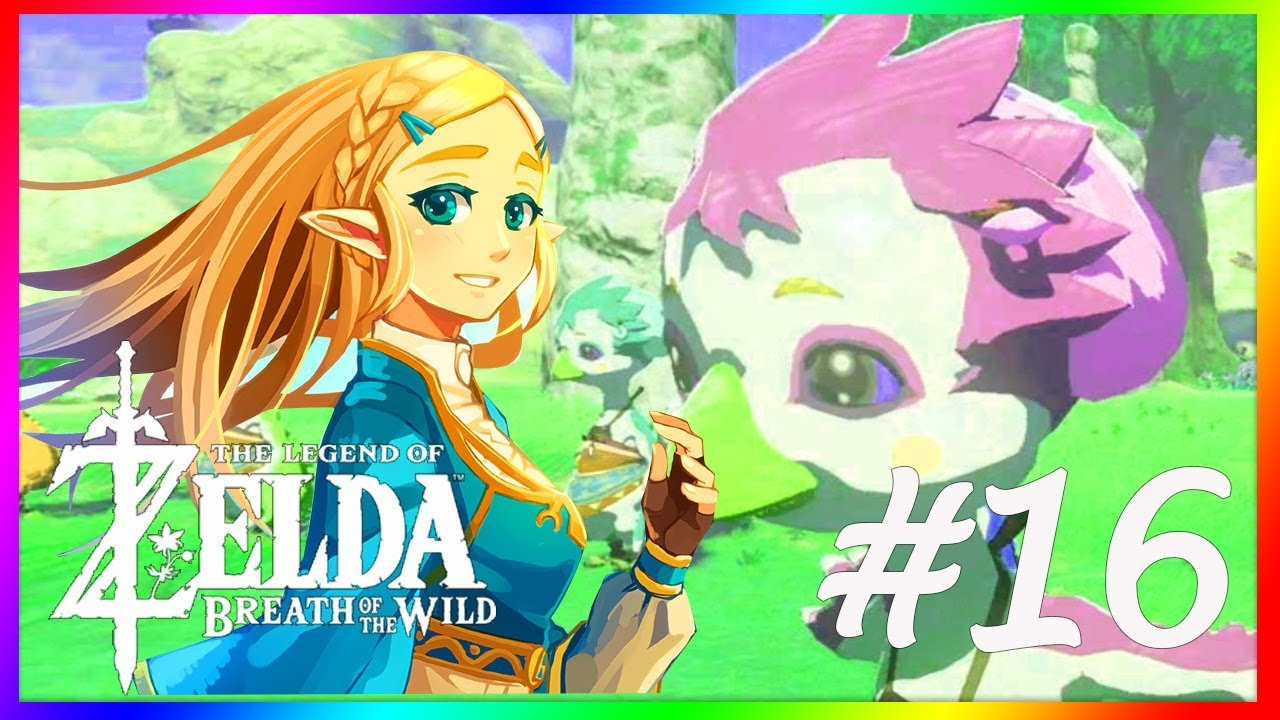 5 Chú Chim Sơn Ca – The Legend of Zelda: Breath of the Wild #16