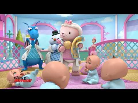 Dottoressa Peluche - Ospedale dei giocattoli - I bebè - Dall'episodio 97