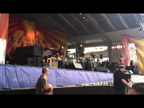 Kid Rock Jazz Fest New Orleans 2011