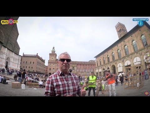Bologna (İTALYA) - Yekta Kopan