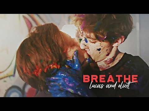 Breathe :: Lucas and Eliott (3x08)