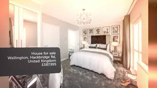 House for sale in Wallington, Hackbridge Rd, £587,995