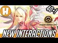 Overwatch ALL NEW Anniversary Interactions 40 Hammeh mp3
