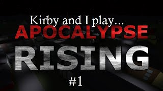 roblox game: apocalips rising: (multiplayer with kirby)