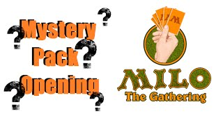 MTG Mystery Pack Opening - MAY 2016