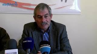 Ο ευρωβουλευτής της ΛΑΕ Νίκος Χουντής θα επισκεφθεί Σπάρτη και Καλαμάτα