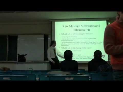 Environmental Sociology 3 (4/5): Macrotheories: The Origins of the Human-Environmental World
