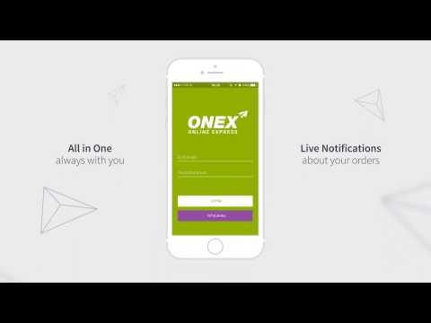 ONEX Mobile App