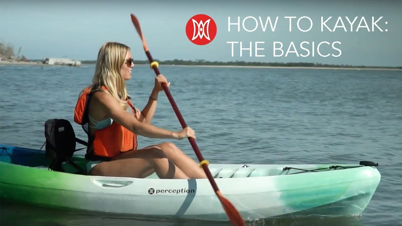 Kayak How To Kayak What Beginners Need To Know Perception Kayaks