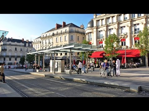 Angers, France - Ville, city tour, guide, visit , travel, tourism, guía, turismo, visitar, ciudad