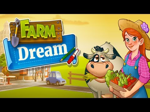 Farm Dream: Harvest Paradise Village - Fenaison   Android Gameplay ᴴᴰ