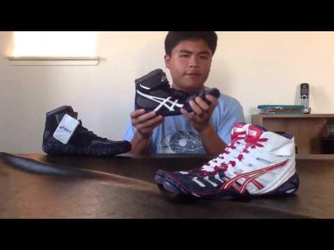2013 Asics  Aggressor 2 Wrestling Shoes