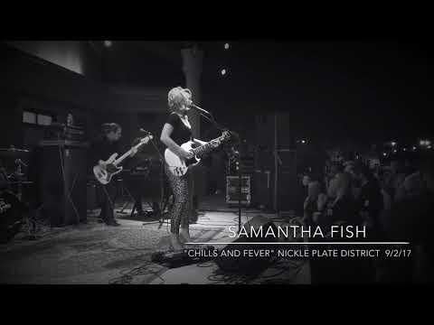 Samantha Fishchills and fever 9217