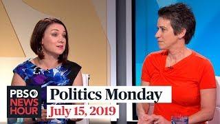 Tamara Keith and Amy Walter on Trump's tweet storm, Biden's strategy shift