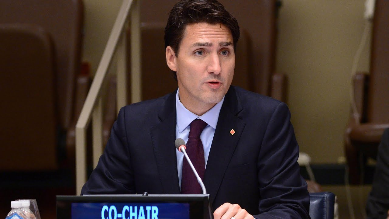 Justin Trudeau pledges to increase humanitarian assistance ...