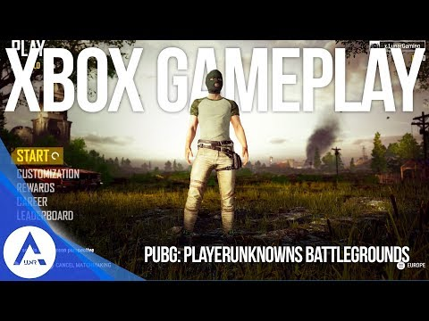 PUBG Xbox: First Impression, Character Customisation, Gameplay, Features & More! thumbnail