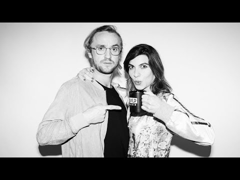 Natalia Tena & Tom Felton Chat 'Origin', Dogs & Harry Potter