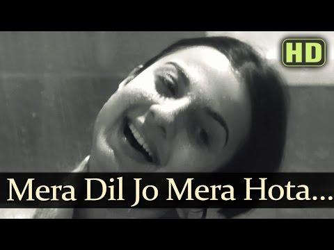 Mera Dil Jo Mera Hota  Tanuja  Anubhav  Geeta Dutt  Evergreen Old Hindi Songs