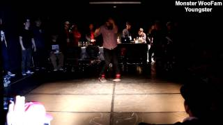 JUDGE SHOW YOUNGSTER- SHOW DOWN VOL.1 All STYLE 1:1 ROOKIE BATTLE .한국예술원