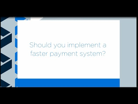Faster Payments: Don't Wait to Integrate