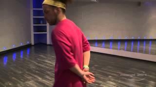 Саша Алехин - урок 6: видео уроки танцев хип хоп