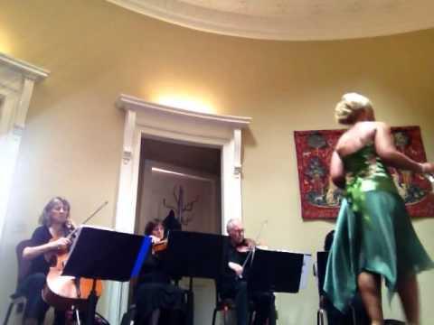 Bare Necessities- Cleveden Quartet Live @ Airth Castle