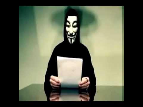 Anonymous C.S.I. Puerto Rico, Mensaje a Policias Corruptos.