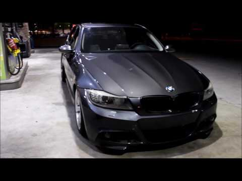 "Single Turbo E90 335i N54 700+ whp ""Epic Trailer"""