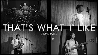 Bruno Mars - That's What I Like ( One Man Band Cover ) by Desmond Amos