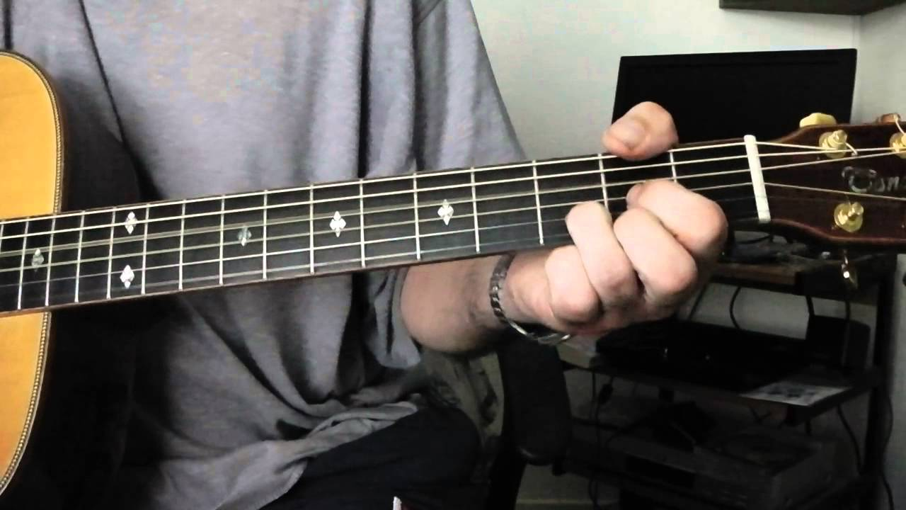Play Lady Stardust By David Bowie Guitar Chords Part 1 Youtube