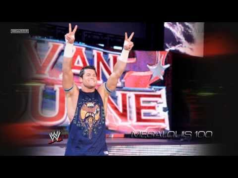 Evan Bourne 3rd WWE Theme Song - ''Born To Win'' With Download Link