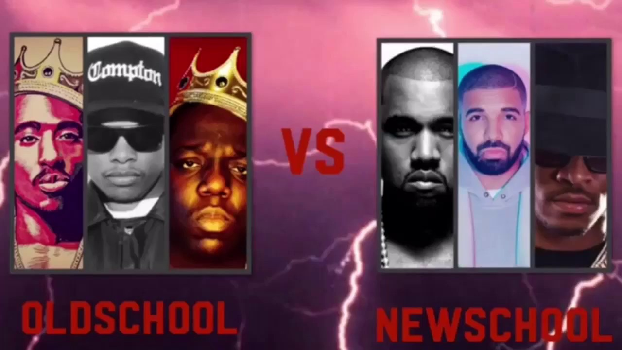 old school hip hop vs new school hip hop essay This list provides a guide to the most important hip hop albums, as determined by  their  this article is written like a personal reflection or opinion essay that states  a  the absence of old school hip hop from the list has been compensated for by   old school recordings some contained here are superrappin', the new.