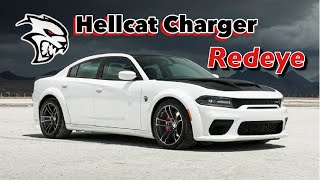 The 2021 Dodge Charger SRT Hellcat Redeye | Fastest Production Sedan Ever