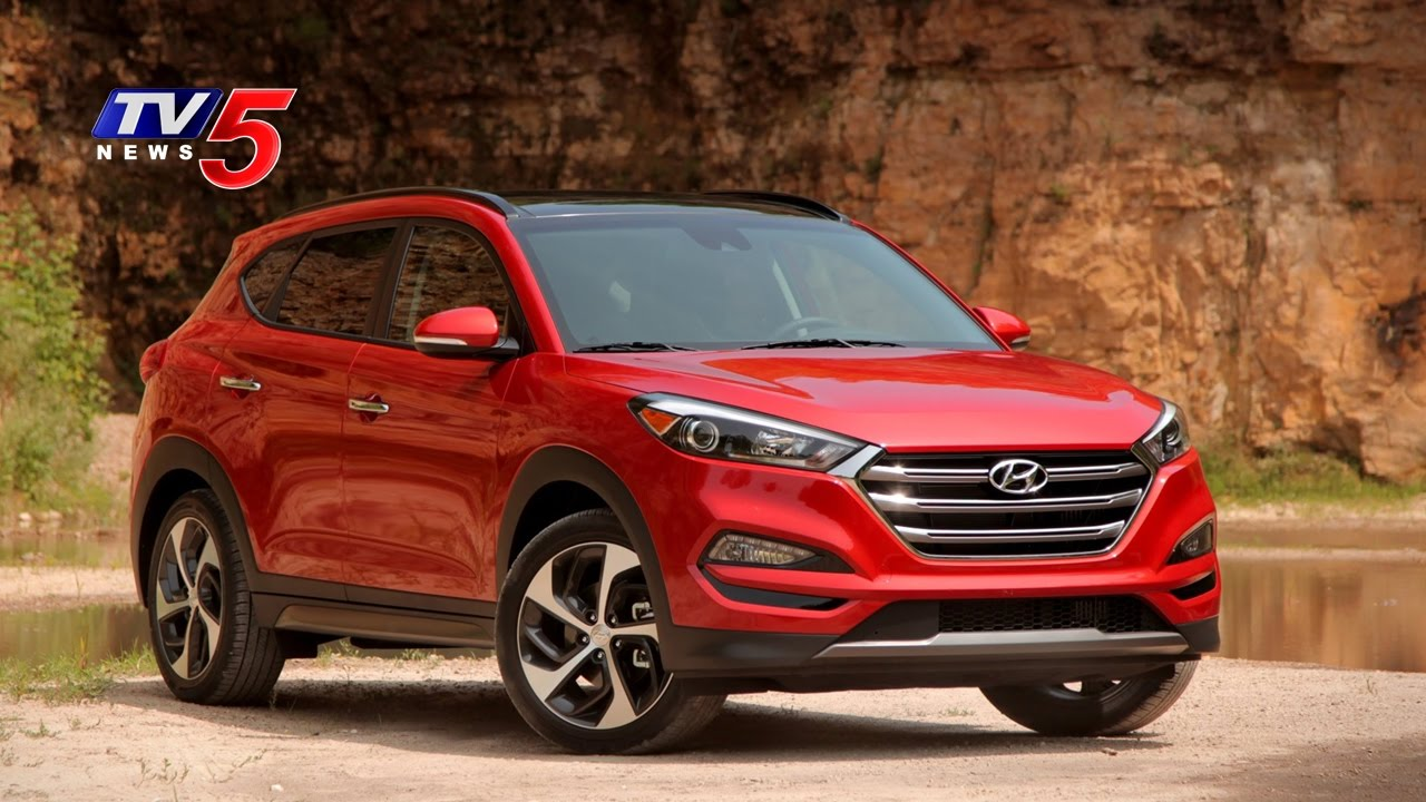 Hyundai Tucson Test Drive & Complete Review | Speedometer | Telugu News |  TV5 News
